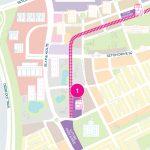 Seton Amenity map transportation mobile
